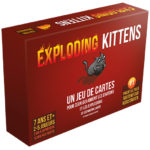 exploding kittens chez Robin des Jeux Paris