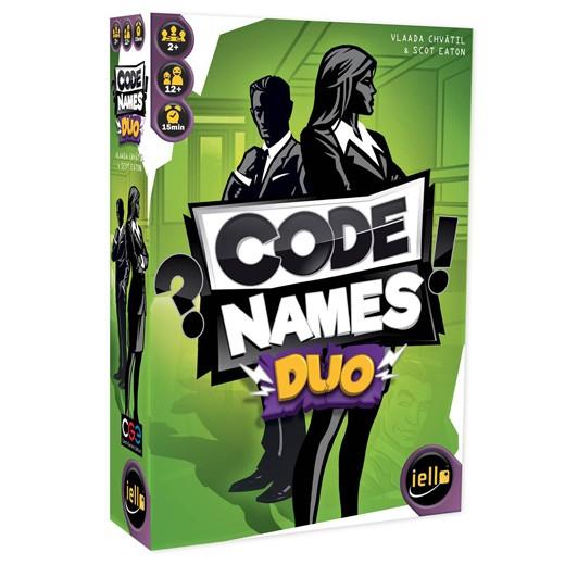 Codenames Duo chez Robin des Jeux Paris
