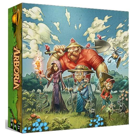 Arboria chez Robin des Jeux