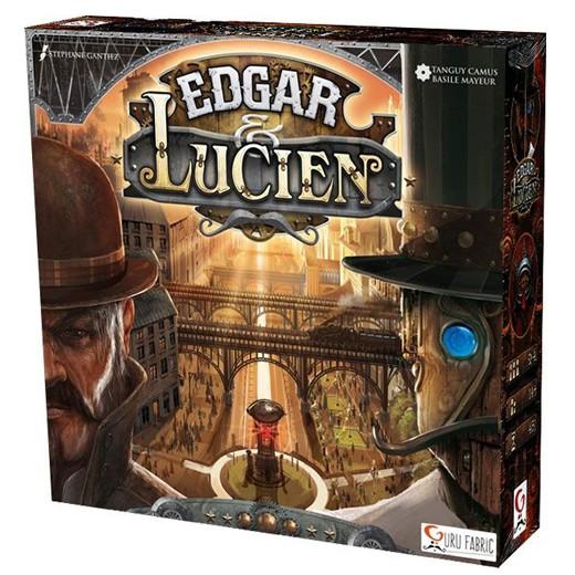 Edgar et Lucien chez Robin des Jeux