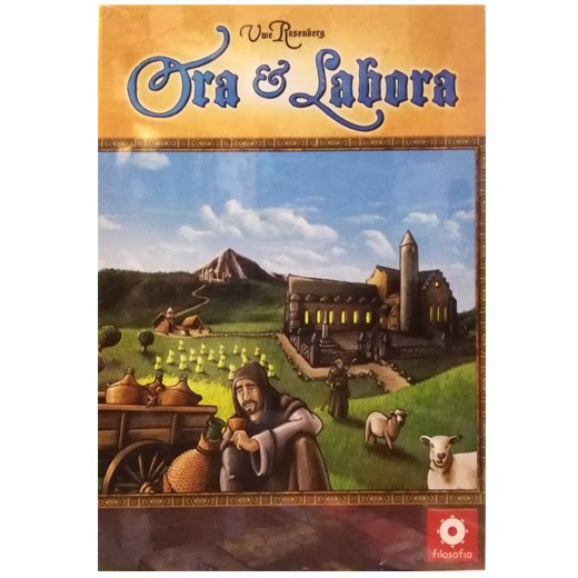 Ora & Labora chez Robin des Jeux