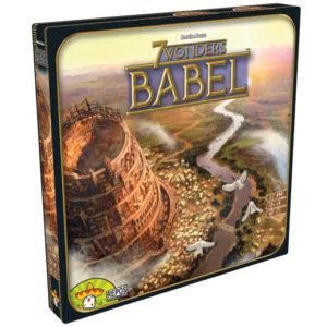 7 Wonders Babel chez Robin des Jeux Paris