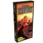 7 Wonders Cities chez Robin des Jeux Paris