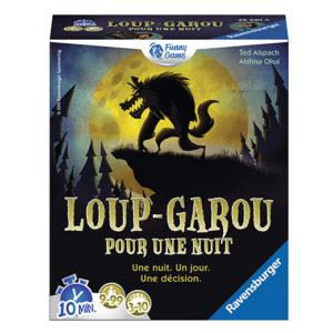 Loup-garou pour une nuit chez Robin des Jeux Paris