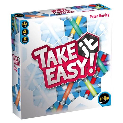 Take it easy chez Robin des Jeux Paris