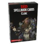 Dungeons & Dragons Spellcards CLERC VF chez Robin des Jeux Paris