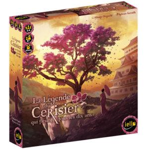 La Légende du cerisier chez Robin des Jeux Paris