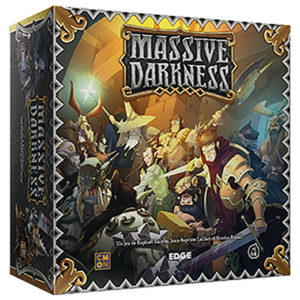 Massive Darkness chez Robin des Jeux