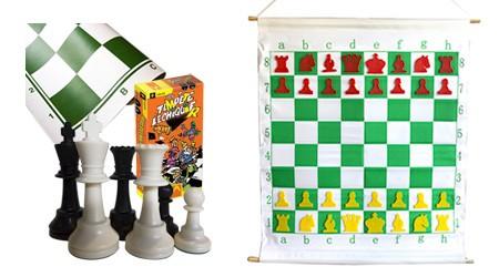 Les échecs chez Robin des Jeux