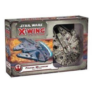 STAR WARS X-WING le jeu de figurines disponible chez Robin des Jeux