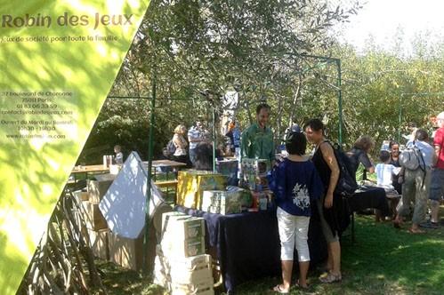 Robin des Jeux et Les Paniers du Val de Loire