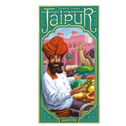 jaipur, Édité par Gameworks , distribué par Asmodee.