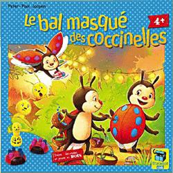 le bal masqué des coccinelles, Par Peter-Paul Joopen, Édité par Matagot.
