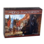 king et assassins édité par Galakta et RUNES Editions.