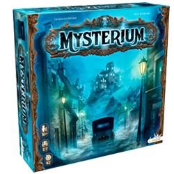 Jeu de société Mysterium chez Robin des jeux