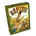 raptor, Par Bruno Faidutti et Bruno Cathala , illustré par Vincent Dutrait, Édité par Matagot.