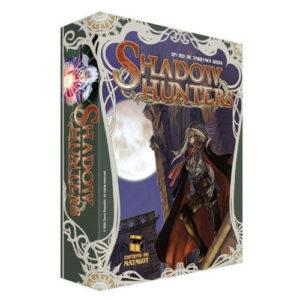 shadow hunters à Paris chez Robin des Jeux