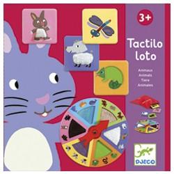 Tactilo loto, le jeu de société pour les petits chez Robin des Jeux