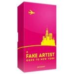 Acheter A fake artist goes to New York à Paris chez Robin des Jeux