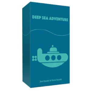 Acheter Deep sea adventure à Paris chez Robin des Jeux