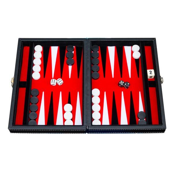 Backgammon voyage ouvert chez Robin des Jeux Paris