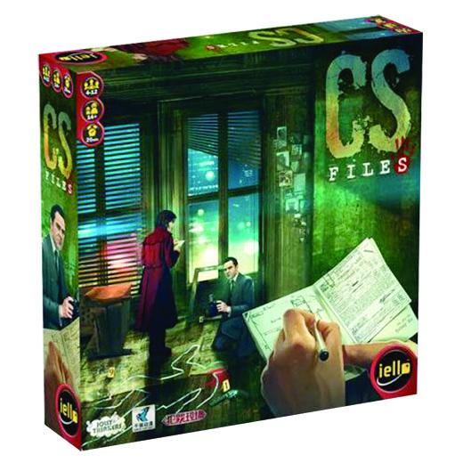 Acheter CS Files à Paris chez Robin des Jeux