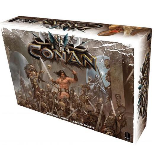 Acheter Conan à Paris chez Robin des Jeux