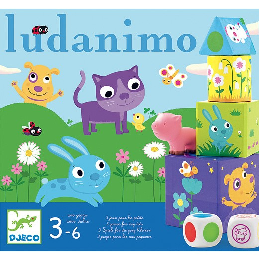 Acheter ludanimo de Djeco chez Robin des Jeux