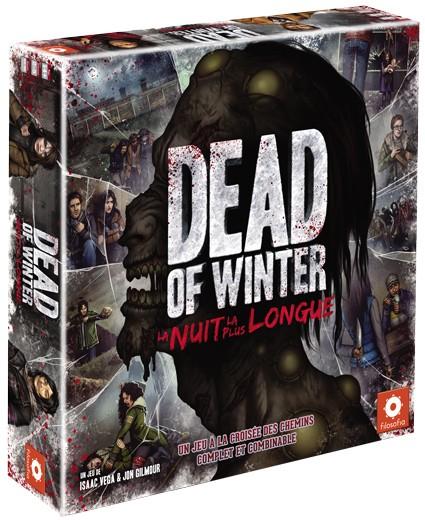 Dead of Winter chez Robin des Jeux à Paris
