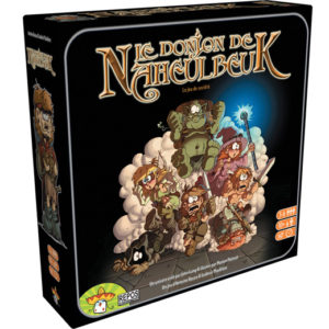 Le Donjon de Naheulbeuk chez Robin des Jeux