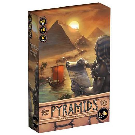 Pyramids chez Robin des Jeux à Paris