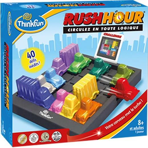 Rush Hour chez Robin des Jeux à Paris