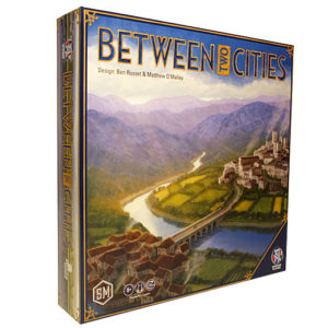 Between two Cities chez Robin des Jeux Paris