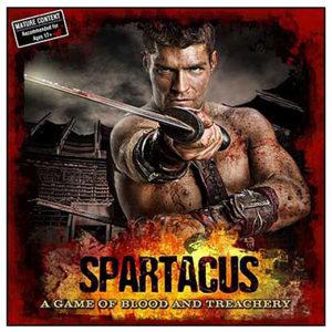 Spartacus chez Robin des Jeux Paris