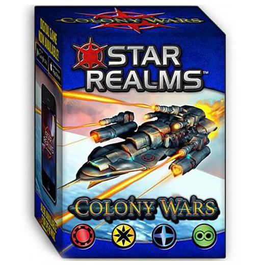 Star Realms Colony War chez Robin des Jeux Paris