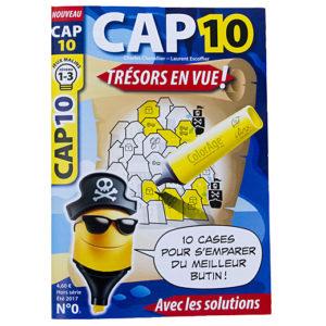 CAP 10 chez Robin des Jeux à Paris