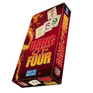 Gang of Four chez Robin des Jeux Paris