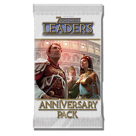 7 Wonders Leaders Anniversary Pack chez Robin des Jeux Paris