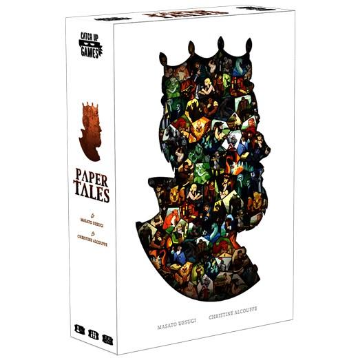 Paper Tales chez Robin des Jeux Paris