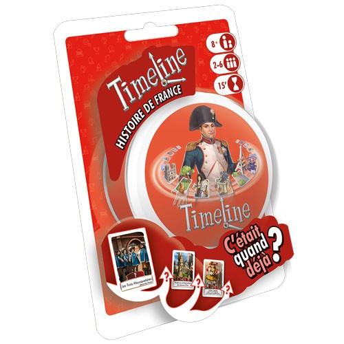 Acheter Time line Histoire de France à Paris chez Robin des Jeux