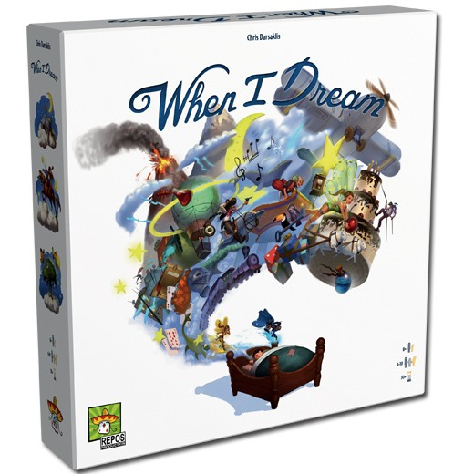 When I Dream chez Robin des Jeux Paris