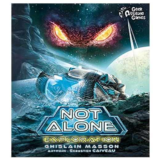 Not Alone extension Exploration chez Robin des Jeux