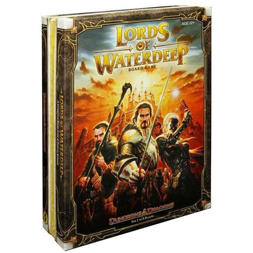 Lords of Waterdeep chez Robin des Jeux