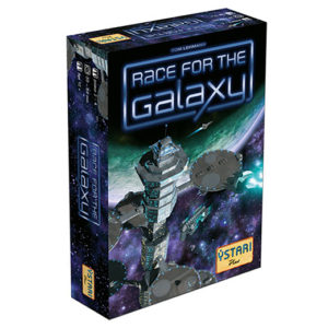 RACE FOR THE GALAXY chez Robin des Jeux Paris