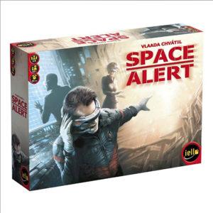 Space Alert chez Robin des Jeux Paris