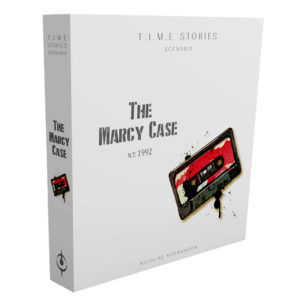 TIME Stories The marcy case chez Robin des Jeux Paris