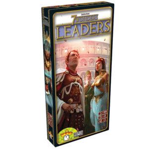 7 Wonders Leaders chez Robin des Jeux Paris