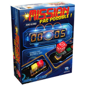 Mission pas possible chez Robin des Jeux Paris