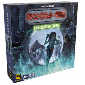 Room 25 chez Robin des Jeux Paris