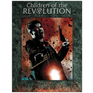 Vampire Children of the Revolution chez Robin des Jeux Paris